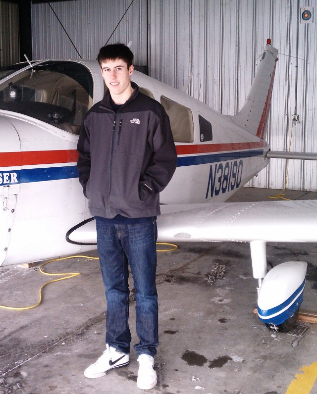 First Solo